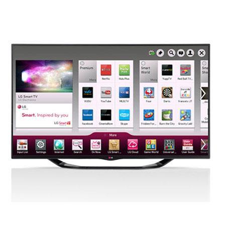 LG LA Cinema D Smart TV Magic Remotep Resolution TruMotion Hz Refresh Rate Dual Core Processor Sound 68 - 712