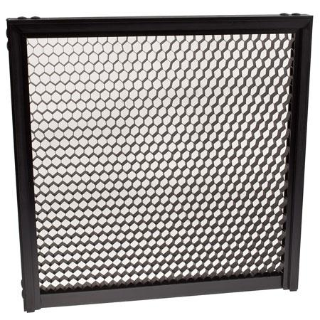 Litepanels Honeycomb Grid theLED Continuous Output Lights 185 - 439