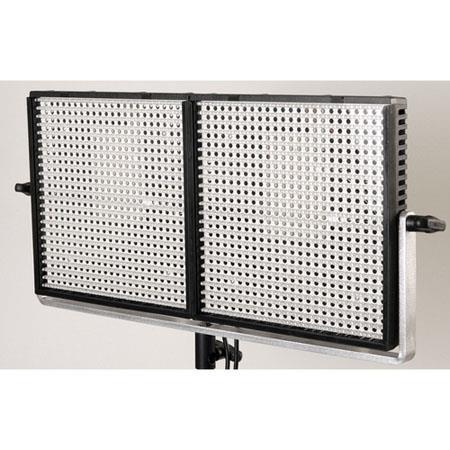 LitepanelsFixture Assembly Frame Mounts TwoLED Plastic Fixtures Aka Monos 121 - 158