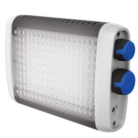 Litepanels Croma Camera Mounted LED Light Ball Head Shoe Mount Power Supply International Plug Set D 67 - 321