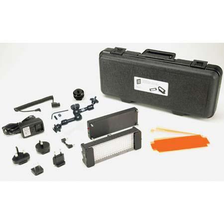 Litepanels Mini One Flood Fixture Light Package 341 - 299