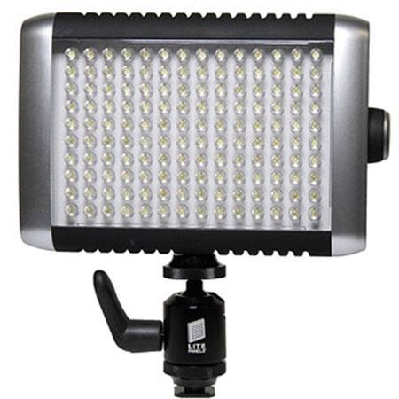 Litepanels Luma LED Light Kit Gel Set Deluxe Ball Head Shoe Mount Carrying Bag 67 - 252