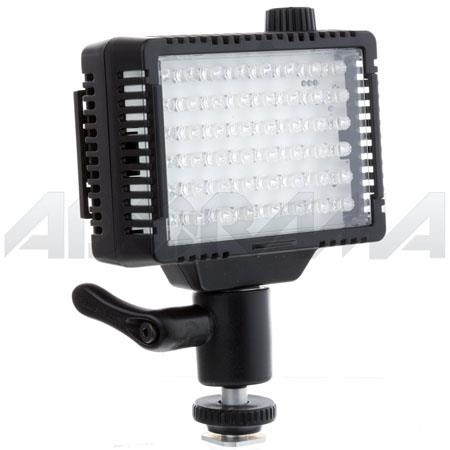Litepanels Micro On Camera Dimmable K LED Video Light 60 - 727