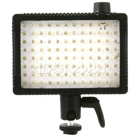 Litepanels MicroPro On Camera Dimmable K LED Video Light 101 - 408