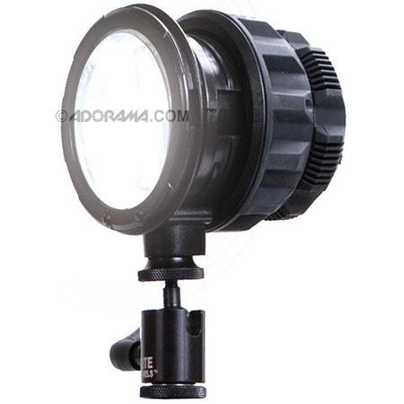 Litepanels SolaENG Fresnel Led on Camera Light Standard Hotshoe Mount and Integrated Pin DTap Beam C 144 - 313