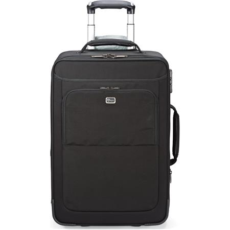 Lowepro Pro RollerAW Rolling Bag Fits Pro DSLRs Grip Lenses Up to a Laptop Small Personal Items Trip 69 - 81