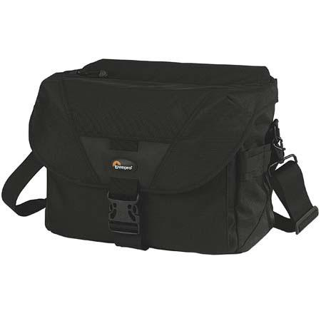 Lowepro D AW Stealth Reporter All Weather Digital Camera Bag Notebook Computer Compartment  54 - 410