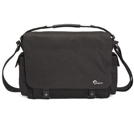 Lowepro Urban Reporter Messenger Bag DSLR Attached Lens 68 - 235