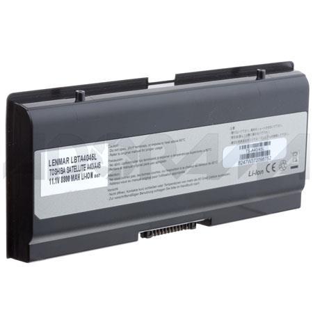 Lenmar No Memory Lithium Ion Notebook Computer Battery V mAh Toshiba Satellite A A Series 182 - 94