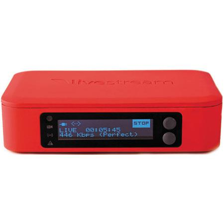 Livestream Broadcaster 100 - 372