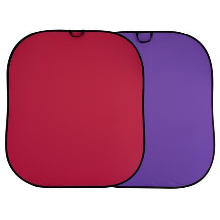 LastolitemPlain Collapsible Background Purple 76 - 588