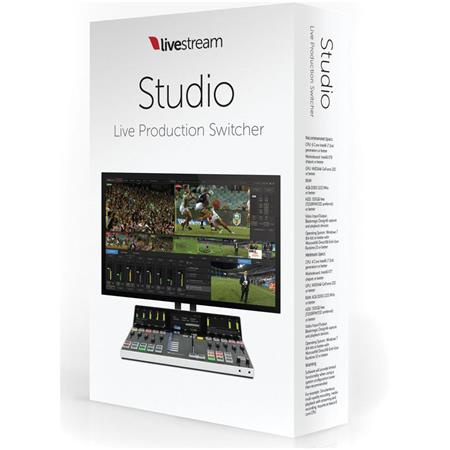 Livestream Studio Software 223 - 196