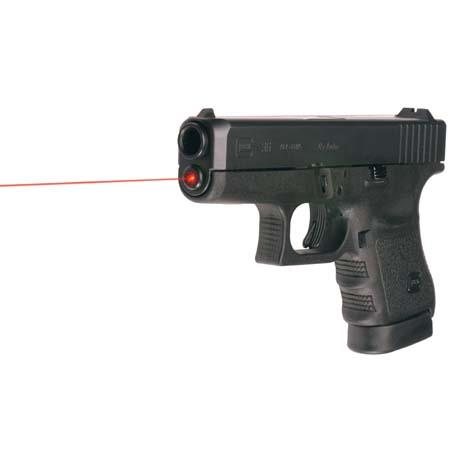 LaserMaGuide Rod Mounted Laser Sight the Glock Model Handgun 117 - 476