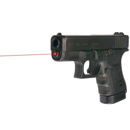LaserMaGuide Rod Mounted Laser Sight the Glock SF Model Handguns 87 - 432