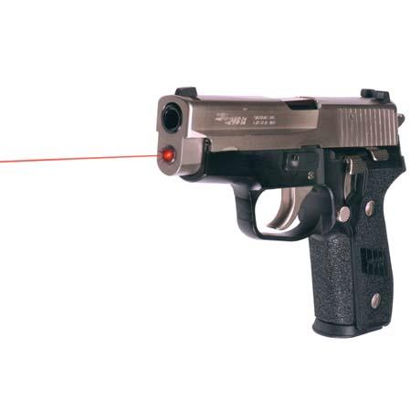 LaserMaGuide Rod Mounted Laser Sight the SiG SAUER Semiauto Handgun 195 - 659