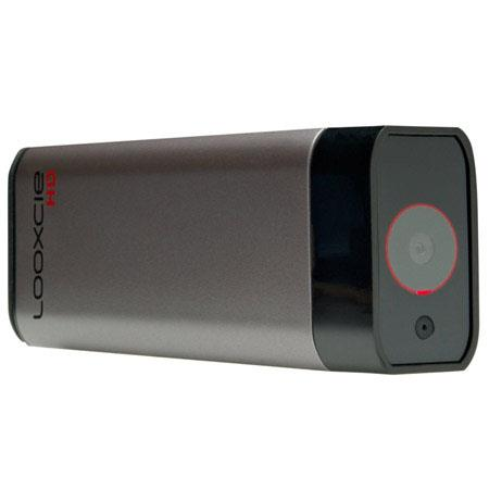 Looxcie HD Explore Video Cam Camcorder Live Streaming Full HD p Video Recording at fps Wi Fi Micro U 181 - 537