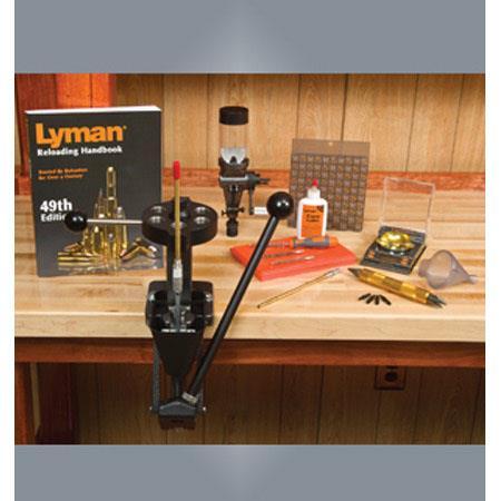 Lyman Mag Master Reloading Kit V 50 - 270