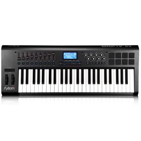 M Audio Axiom Advanced Key Semi Weighted USB MIDI Controller 61 - 553
