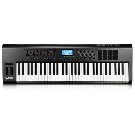 M Audio Axiom Advanced Key Semi Weighted USB MIDI Controller 100 - 702