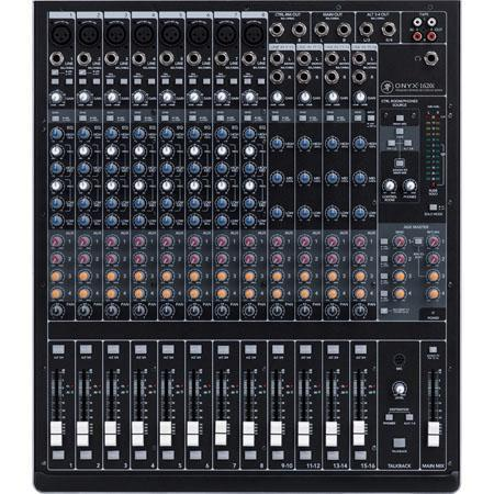 Mackie Channel Premium Firewire Recording Mixer Integrated bitkHz FireWire IO 146 - 261