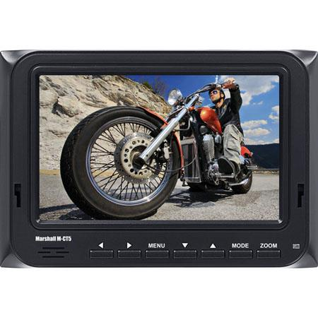 Marshall M CT Portable Camera Top Field Monitor Canon LPE Battery Assembly 37 - 579