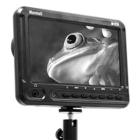Marshall M CT CE Camera Top Lightweight Monitor Nikon EN ELe Battery Assembly Full Screen Mode Full  389 - 10