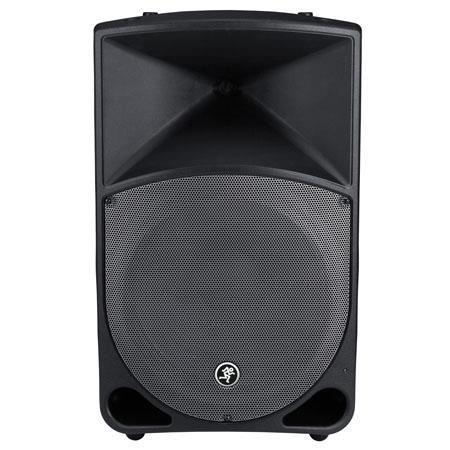 Mackie Way Compact Powered SR Loudspeaker W LF W HF Refurbished Mackie 83 - 717