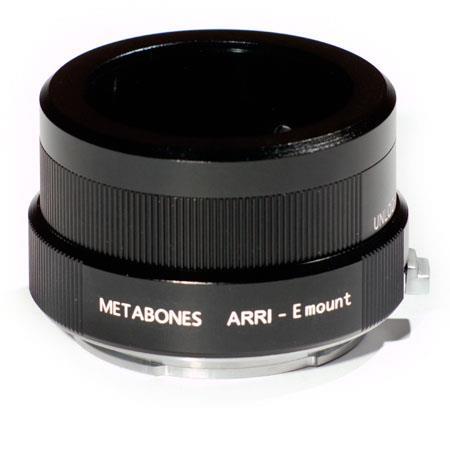 Metabones ArrifleLens to Sony NeAdapter 127 - 55