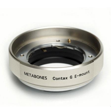 Metabones ContaLens to Sony NEX Adapter Gold 121 - 439