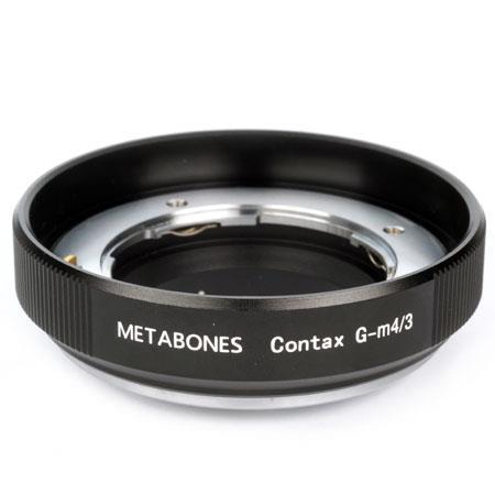 Metabones ContaLens to Micro Adapter 105 - 186