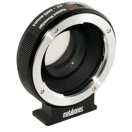 Metabones ContaYashica Lens to Micro Four Thirds Speed Booster 194 - 29