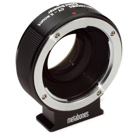 Metabones ContaYashica Lens to Fuji Speed Booster 194 - 29