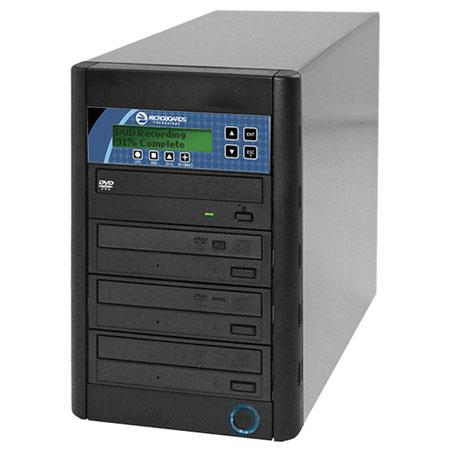 Microboards CopyWriter DVD PRM PRO Pro Version Duplicator GB Hard Drive Recording DrivesDVDCD Speeds 169 - 242