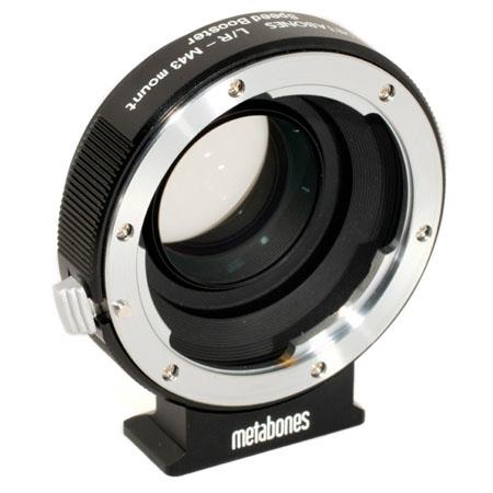 Metabones Leica Lens to Micro Four Thirds Speed Booster 289 - 114