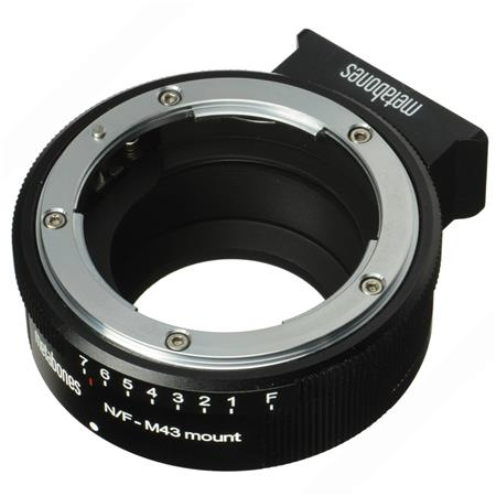 Metabones Nikon Mount Lens to Micro Four Thirds Lens Mount Adapter Matte 121 - 439