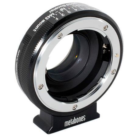 Metabones Nikon to Micro Four Thirds Speed Booster 184 - 56