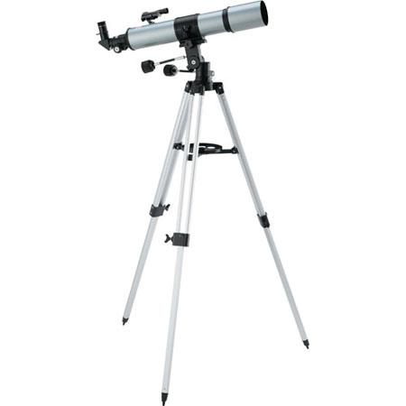 Meade AZ ADR Altazimuth Refractor Telescope Kit Manual Altazimuth Mount Two Eyepiece Diagonal Mirror 414 - 143