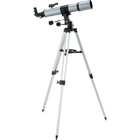 Meade AZ ADR Altazimuth Refractor Telescope Kit Manual Altazimuth Mount Two Eyepiece Diagonal Mirror 69 - 337
