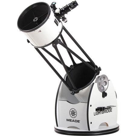 Meade LightBridge f mmTruss Tube Dobsonian Reflector Telescope 226 - 453