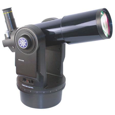 Meade ETX Achromatic Refractor Telescope Motorized Altazimuth Mount Autostar Computerized Hand Contr 92 - 448