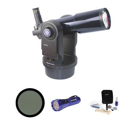 Meade ETX AT TC Achromatic Refractor Telescope Accessory Kit Meade LED Flashlight Meade NDSeries Moo 149 - 105