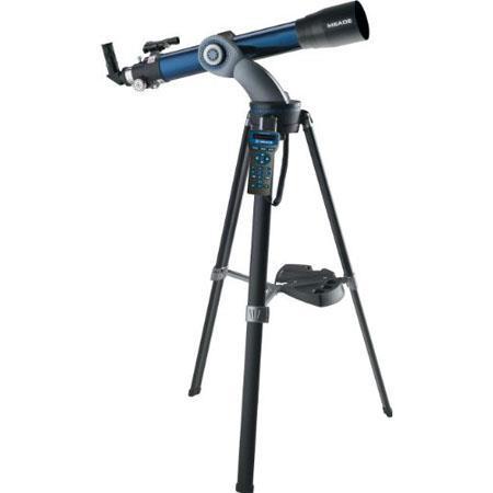Meade Star Navigator f Refractor Telescope AudioStar 45 - 679