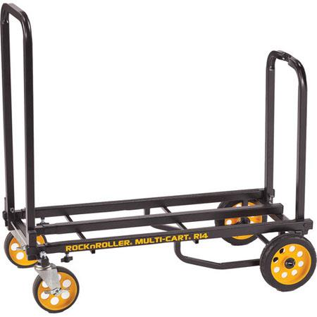 Rock N Roller MultiCart RRT In Convertible Hand Truck lbs Capacity 125 - 447
