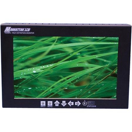 Manhattan LCD HDC P HD Professional LCD Monitor Panasonic Battery PlateNative Resolution cdm Brightn 114 - 771