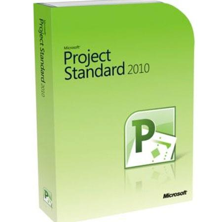 Microsoft Office Project Standard Software Windows 68 - 561