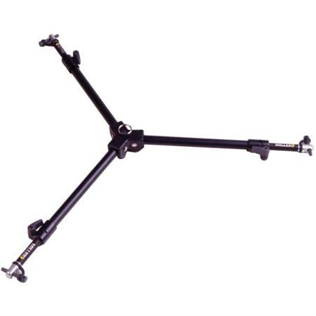 Miller DS Stage Tripod Above Ground Adjustable Spreader the Stage Tripods 113 - 700