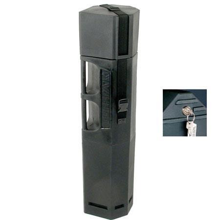 Nalpak Hard Plastic Tripod Case Lock Tuffpak Diameter Long Video Tripods 211 - 37