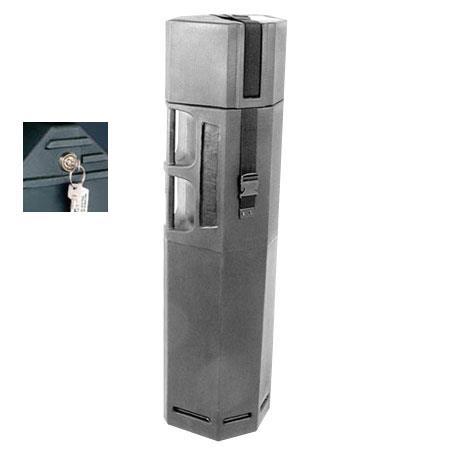 Nalpak Hard Plastic Tripod Case Lock Tuffpak Diameter Long Video Tripods 80 - 257