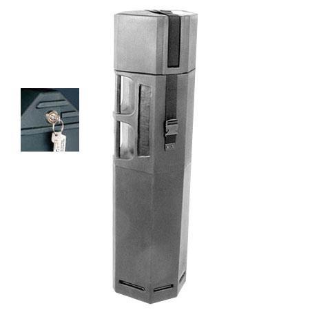 Nalpak Hard Plastic Tripod Case Lock Tuffpak Diameter Long Video Tripods 214 - 146