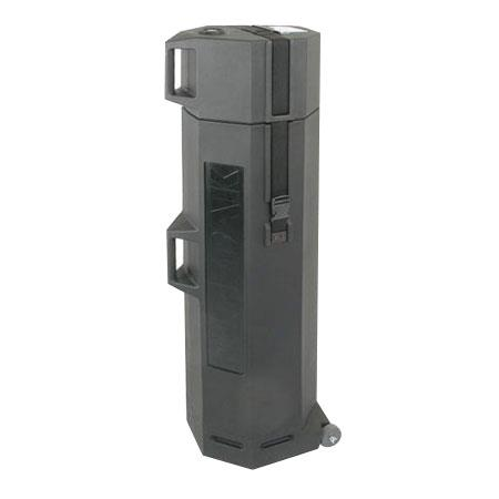 Nalpak Hard Plastic Tripod Case Wheels Tuffpak Diameter Long Video Tripods 214 - 146